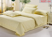 Beige Hotel Collection Bedding Sets