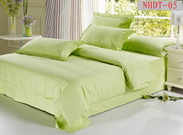 Light Green Hotel Collection Bedding Sets