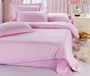 Pink Hotel Collection Bedding Sets