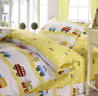 Cars 3 Pieces Boys Bedding Sets