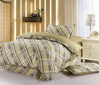 Diagonal 3 Pieces Boys Bedding Sets