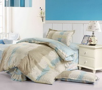 Milan Blue 3 Pieces Boys Bedding Sets
