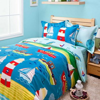 Sailing Boys Bedding Sets