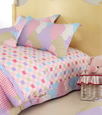 Clouds Pavilion Red Cheap Kids Bedding Sets