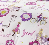 Belle 3 Pieces Girls Bedding Sets