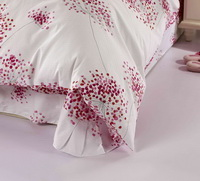 Bloom Red 3 Pieces Girls Bedding Sets