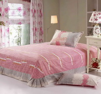 Milan Pink 3 Pieces Girls Bedding Sets