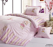 Bunney Girl Girls Bedding Sets For Kids