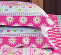 Angel Spring Kids Bedding Sets For Girls