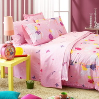 Fairy Kids Bedding Sets For Girls