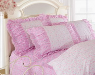 Dreams Red Girls Bedding Sets