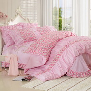 Flower City Girls Bedding Sets