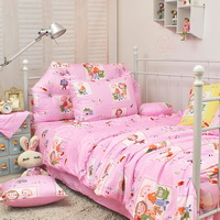 Boys And Girls Pink Girls Princess Bedding Sets