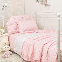 Butterfly Love Pink Girls Princess Bedding Sets
