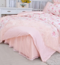 Dream Garden Girls Princess Bedding Sets