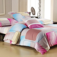 Leisure 3 Pieces Girls Duvet Cover Sets For Kids