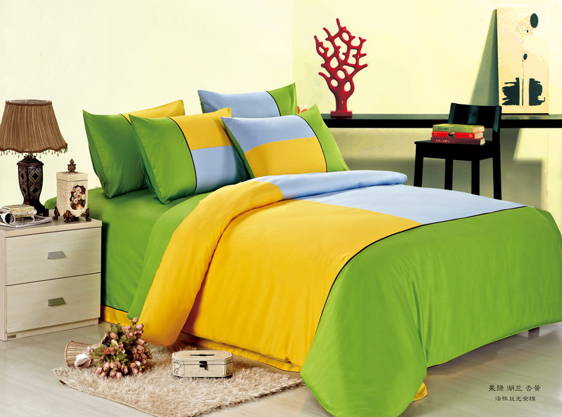Pics photos red green and yellow teen bedding kids bedding http bit