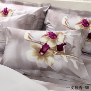 A Single Flower Duvet Cover Sets Luxury Bedding