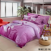 Love In A Fallen City Duvet Cover Sets Luxury Bedding