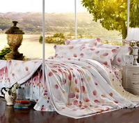 Colorful Leaves Luxury Bedding Sets