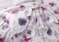 Elegance Pink Luxury Bedding Sets