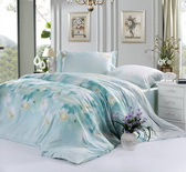 Morning Fog Luxury Bedding Sets
