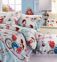 Full Of Happiness Cheap Modern Bedding Sets