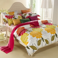 Flowers Party Modern Bedding Sets
