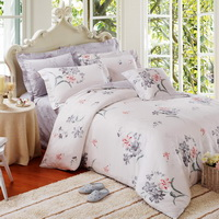 Flowers Shadows Modern Bedding Sets