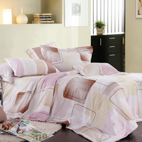 Leisure Lattice Modern Bedding Sets
