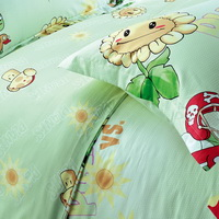 Plants Vs Zombies Modern Bedding Sets