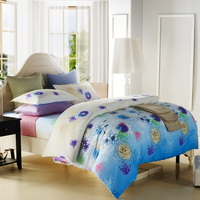 Sonic Colors Blue Modern Bedding Collections