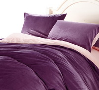 Purple And Pink Modern Bedding Sets