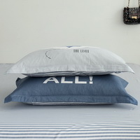 Miss You 100% Cotton Pillowcase, Include 2 Standard Pillowcases, Envelope Closure, Kids Favorite Pillowcase