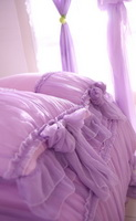 Lavender Manor Purple Princess Bedding Girls Bedding Wedding Bedding