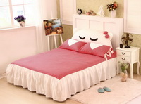 Cute Kitty Red Cat Bedding Kitty Bedding Girls Bedding