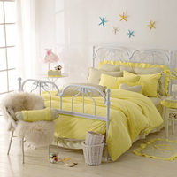 Polka Dot Princess Yellow Polka Dot Bedding Princess Bedding Girls Bedding