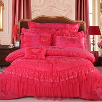 Amazing Gift Being In Full Flower Rose Bedding Set Princess Bedding Girls Bedding Wedding Bedding Luxury Bedding