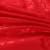 Amazing Gift Happy Event Red Bedding Set Princess Bedding Girls Bedding Wedding Bedding Luxury Bedding