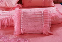 Amazing Gift Sweet Love Pink Bedding Set Princess Bedding Girls Bedding Wedding Bedding Luxury Bedding