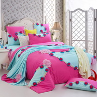 Moon Shadow Rose Princess Bedding Girls Bedding Women Bedding