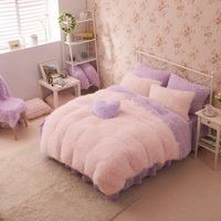 Pink And Purple Princess Bedding Girls Bedding Women Bedding
