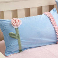 Sunshine Pink And Blue Princess Bedding Girls Bedding Women Bedding