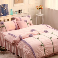 Sunshine Purple And Pink Princess Bedding Girls Bedding Women Bedding