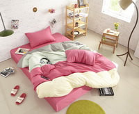 Eves Temptation Pink Modern Bedding Teen Bedding