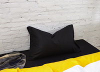 Paradise Black Modern Bedding Teen Bedding