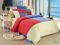 Beige Blue And Red Teen Bedding Kids Bedding