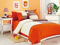 Orange Beige And Grey Teen Bedding Kids Bedding
