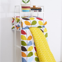 Colorful Leaves Yellow Bedding Teen Bedding Kids Bedding Modern Bedding Gift Idea