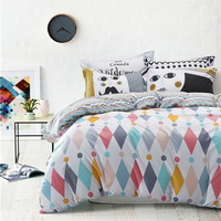 Magic Multi Color Bedding Teen Bedding Kids Bedding Modern Bedding Gift Idea